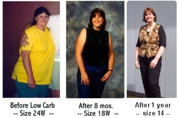 3: Karen Rysavy Joins In On The Low-Carb Fun