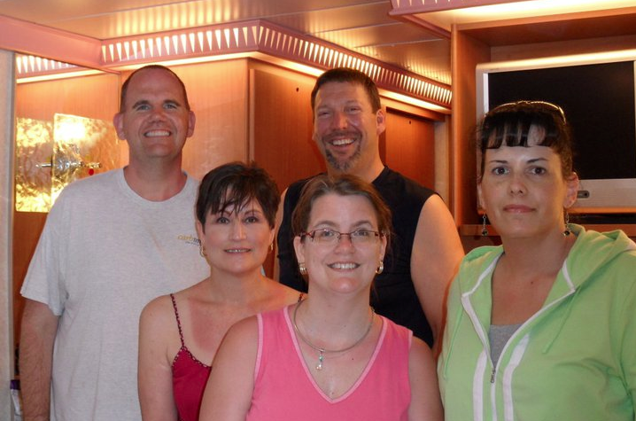 9: Glen Frederick And Sharon Palmer-Brownstein Join The 2011 Low-Carb Cruise Gabfest