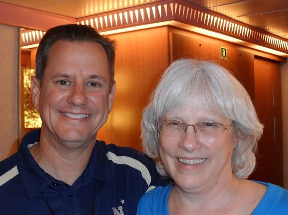 10: Nick Peterson And Laura Dolson Continue The 2011 Low-Carb Cruise Gabfest