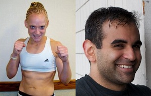 24: Badier 'Lazy Caveman' Velji & MMA Champion Sally Krumdiack On Pediatric Diabetes And Obesity